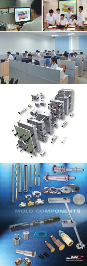 Mold design-Deluxe Mould Co ,LTD